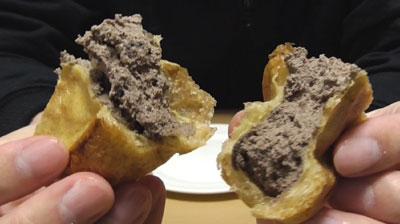 OREOオレオ入りのシュークリーム クッキー&バニラ(オランジェ)7