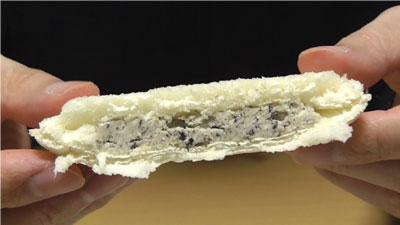 ランチパック クッキーアンドクリーム風 サーティーワンアイスクリーム(山崎製パン)5