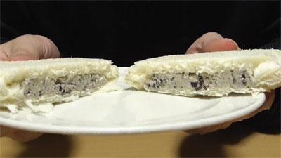 ランチパック クッキーアンドクリーム風 サーティーワンアイスクリーム(山崎製パン)4