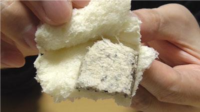 ランチパック クッキーアンドクリーム風 サーティーワンアイスクリーム(山崎製パン)6