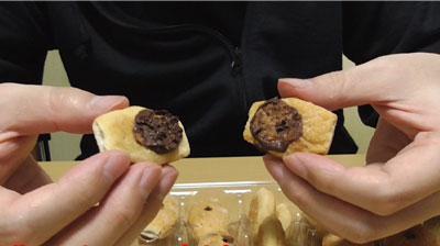 業務スーパー-チョコレートクリームパイ3