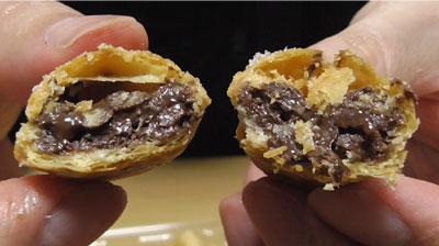 業務スーパー-チョコレートクリームパイ7