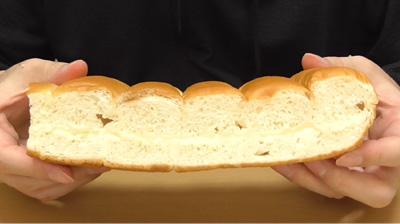 期間限定-信州発牛乳パン-信州りんご(パスコ)4