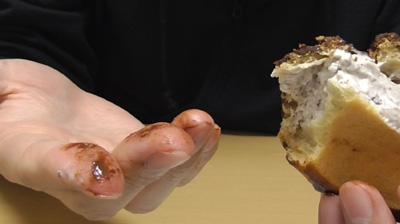 ざくざく食感-クッキー&クリームシュー7