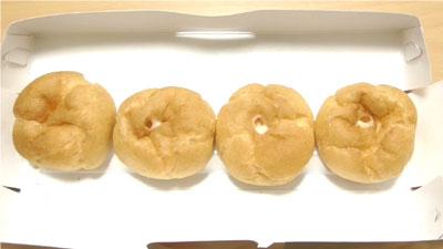 HIEOTAヒロタのシュークリーム-完熟白桃-4個入り2