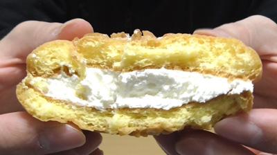 北海道チーズのふんわりサンド(ローソン)6