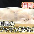 福岡で有名&人気者!三日月屋のクロワッサン(きなこ味)!