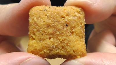 燻製香るスモークサラミのチーズインスナック(セブンイレブン)5