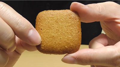 北海道廳立圖書館-チョコサンドクッキー(北菓楼)7