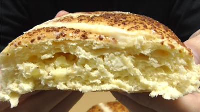 香ばしいチーズパン(パスコ)7