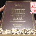 北海道廳立圖書館 チョコサンドクッキー(北菓楼)、札幌本館限定お菓子!挟んで食べても楽しく美味しく!
