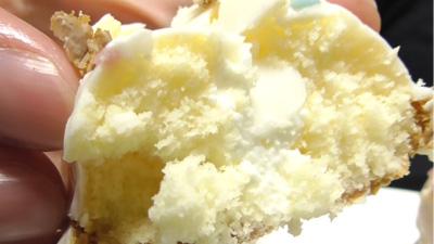 クリスマスホワイトチョコケーキ(ヤマザキ×ディズニー)8