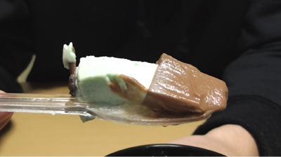 とろ生食感チョコミントショコラ8