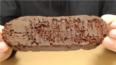 クリスマスチョコケーキ 3種のベリージャム4