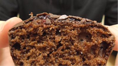 クリスマスチョコケーキ 3種のベリージャム6