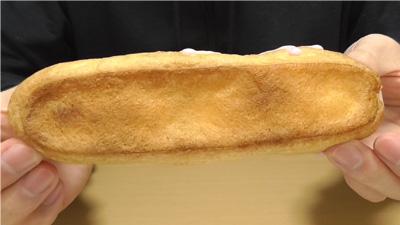 苺ショートケーキのエクレア(モンテール)5