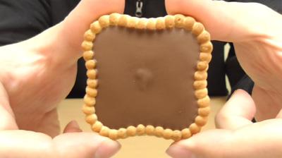 業務スーパータルトレットヘーゼルナッツチョコクリーム5