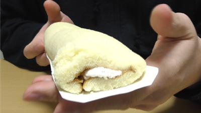 ロールちゃんラムレーズン味5