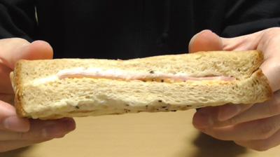 クロックムッシュ~ブラン入り食パン使用~3