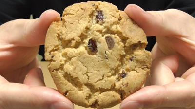 業務スーパーFRUTASソフトクッキー(ミックスベリー&チョコレート)4