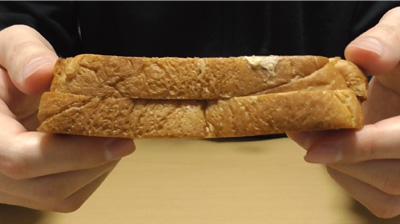 クロックムッシュ~ブラン入り食パン使用~5