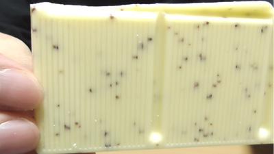 業務スーパーホワイトチョコレート&ストロベリー8