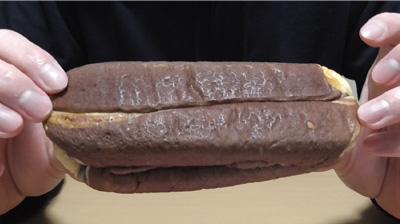カスタードホイップパン(ファミリーマート)4