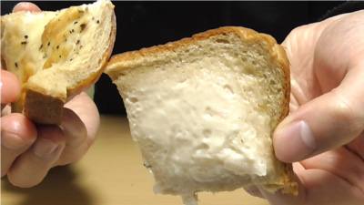 クロックムッシュ~ブラン入り食パン使用~8