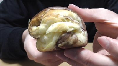 カスタードホイップパン(ファミリーマート)5