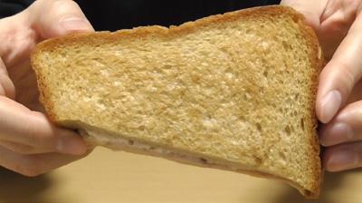 クロックムッシュ~ブラン入り食パン使用~4