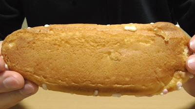 エクレアみたいなパンいちご&ホイップ5