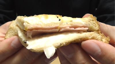 クロックムッシュ~ブラン入り食パン使用~9