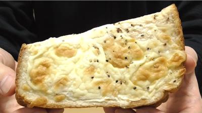 クロックムッシュ~ブラン入り食パン使用~2