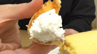 まるごとバナナ(山崎製パン)8