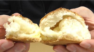 塩バターメロンパン~ザクザク食感~8
