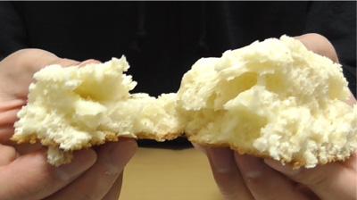 ホワイトチョコメロンパン7