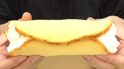 まるごとバナナ(山崎製パン)2