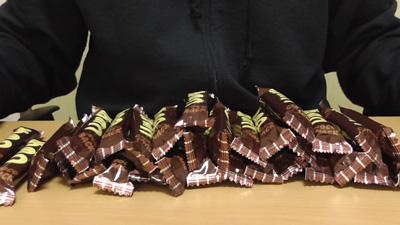 徳用チョコ30本3