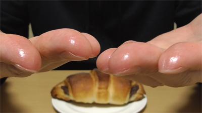 あんこクロワッサン北海道産小豆の餡使用10