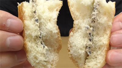 コッペパンクッキークリーム9