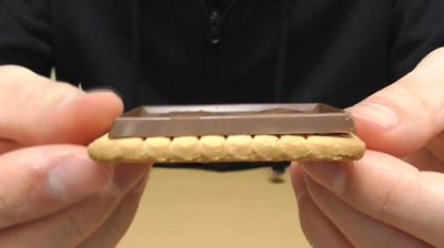 業務スーパー-バタービスケット&ミルクチョコレート6