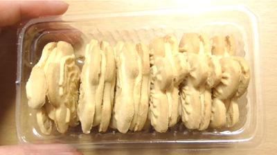 業務スーパー メープルクリームクッキー3