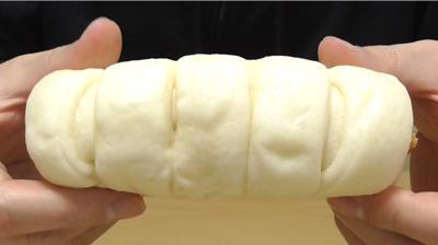 ポークウインナーとチーズのロール2