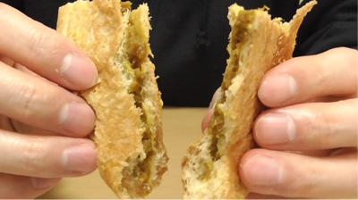 ブランの焼きカレーパン11