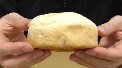 濃いミルクホイップパン4