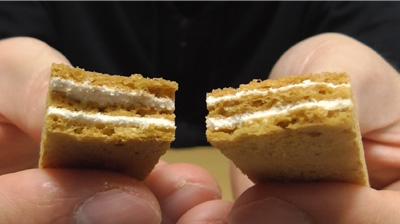 なごや嬢プレミアムホワイトチョコサンドクッキー(桃の館)13