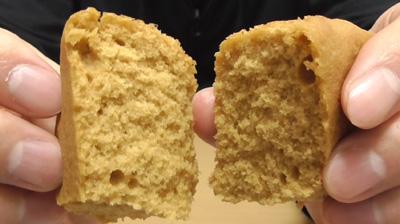 生キャラメル蒸しケーキ(ヤマザキ)8