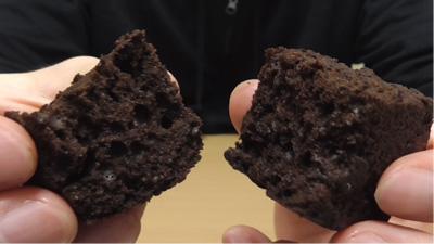 厚切りチョコケーキ(ファミリーマート)10