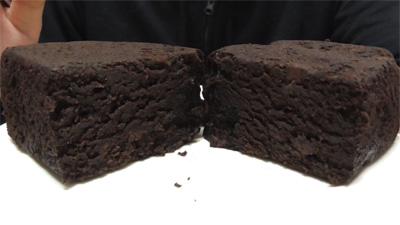 厚切りチョコケーキ(ファミリーマート)7