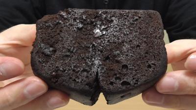 厚切りチョコケーキ(ファミリーマート)4